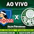 Jogo Colo-Colo x Palmeiras Ao Vivo 20/09/2018