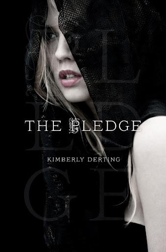 The Phantom Paragrapher Review The Pledge Kimberly Derting