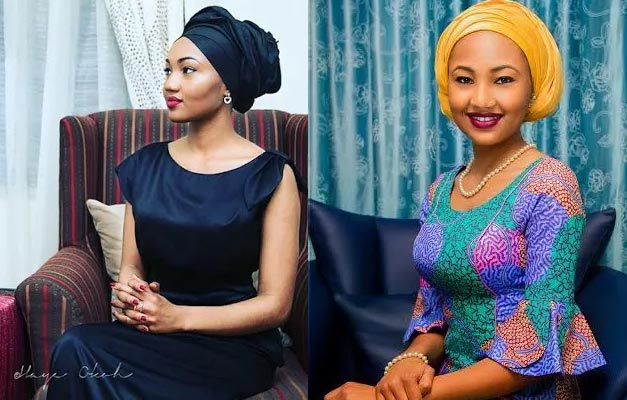 Zahra Buhari looks flawless in new photos