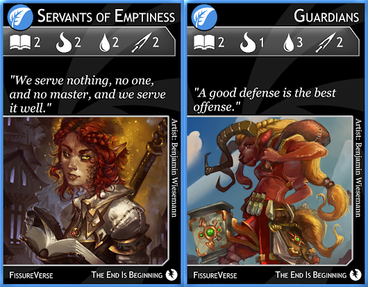 FissureVerse: 6 more cards, including two new pieces of art!