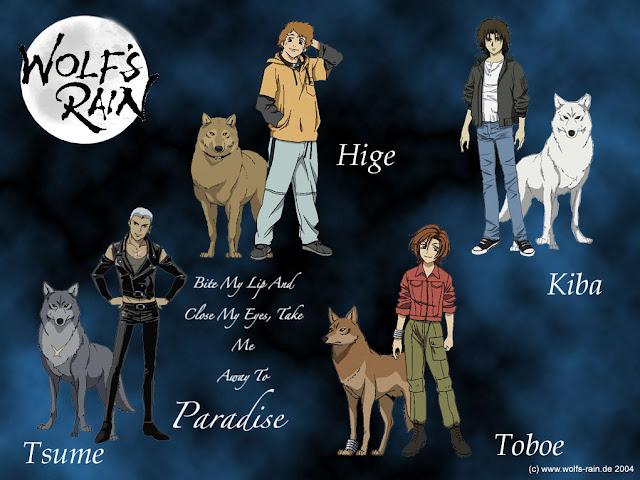 Wolf's Rain (26/26) + OVAS (60MB) (HDL) (Latino) (Mega)