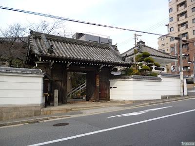 日蓮宗本覚山正法寺