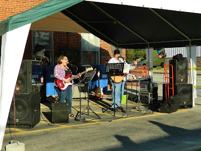 Live music at the Testicle Festival