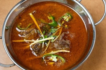 Daigi Nihari Recipe