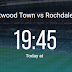 Fleetwood Town vs Rochdale Live Stream and TV channels Details for Checkatrade Trophy
