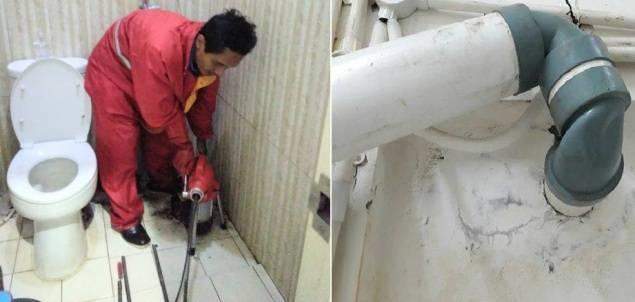 Sebenarnya banyak sekali cara untuk mengatasi kloset wc duduk yang tersumbat mulai dari ca Cara Memperbaiki Kloset Duduk Yang Mampet Tersumbat Sampai Tuntas!