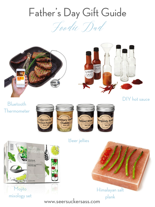 Father's Day Gift Guide Foodie Dad