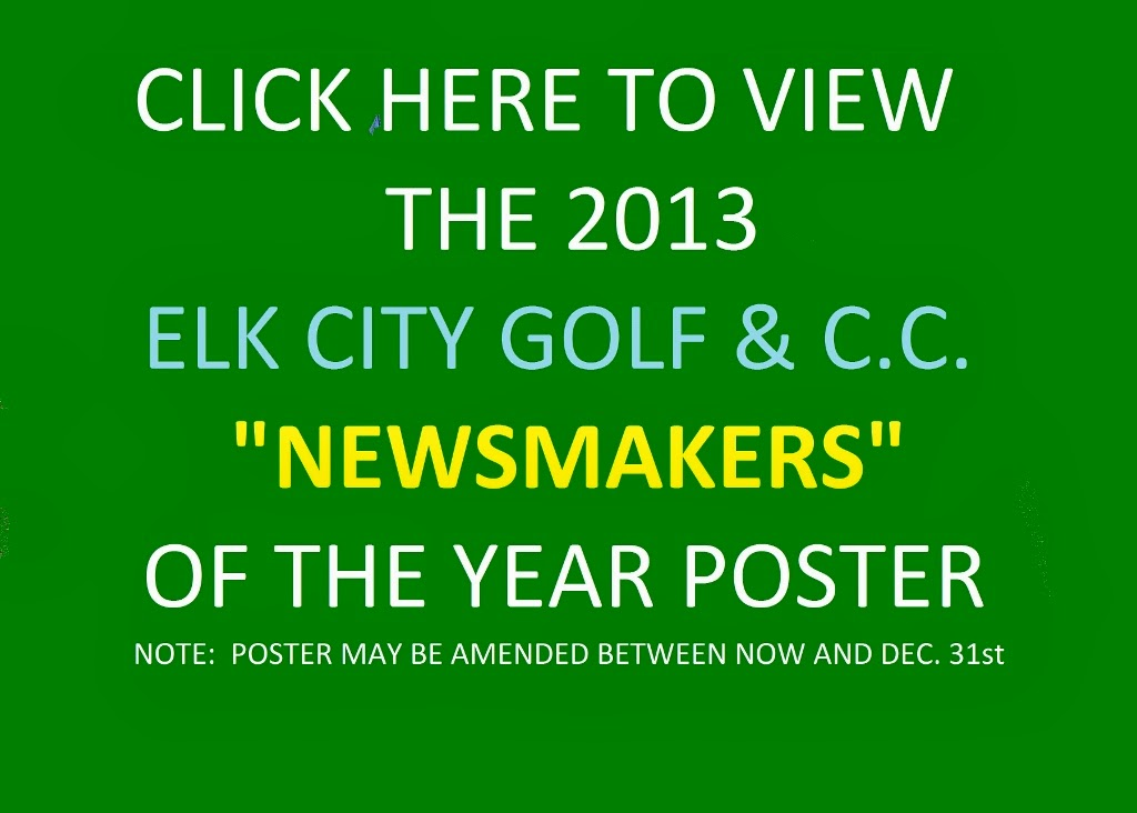 ELK CITY'S 2013 NEWSMAKERS POSTER