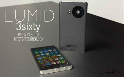 Smartphone Buatan Indonesia