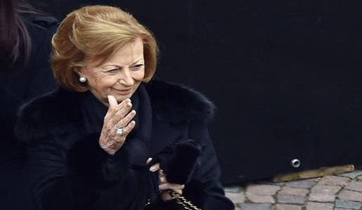 Maria Franca Fissolo, Janda Miliuner dari Italia