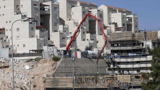 Israel aprueba $ 17 millones para construir nueva colonia ilegal