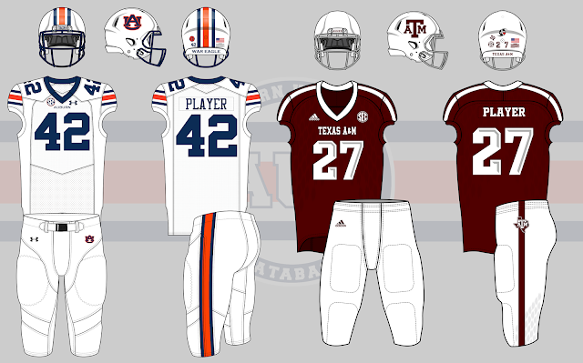 2017 auburn texas A&M football