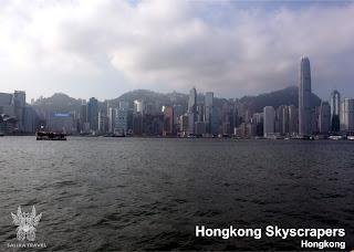 Hongkong Tour - Salika Travel