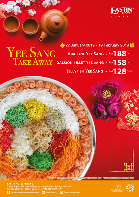 Eastin Hotel Penang Chinese New Year Promo 2019