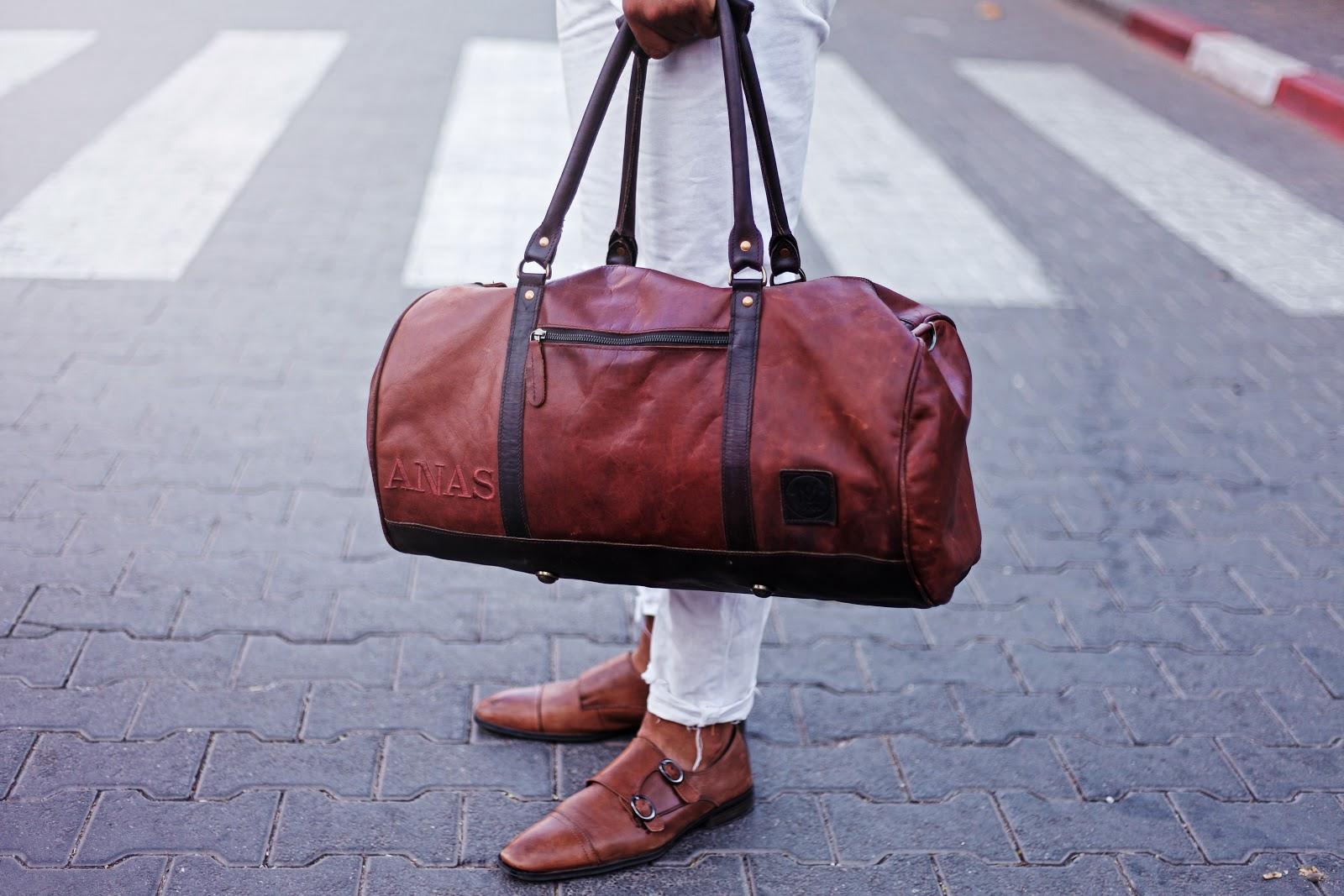 Mahi Leather bag - Anas Ouaadidy 7ce3c31a174aa
