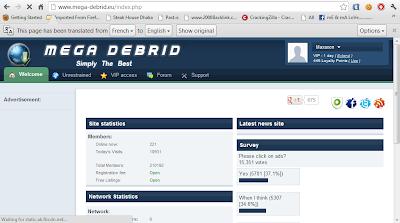 2012 09 21 223001 Mega Debrid Premium Account 29 Settembre 2012
