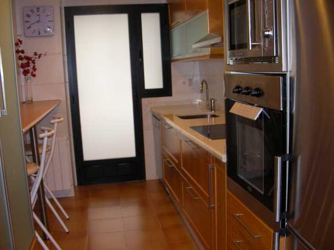 piso en alquiler calle rio nalon castellon cocina