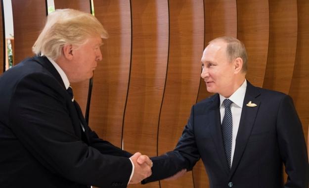 Τραμπ και Πούτιν αποφάσισαν κατάπαυση του πυρός στη Συρία