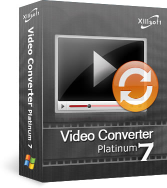 Xilisoft Video Converter Platinum 7.8.14 + Crack