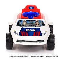 Mobil Mainan Anak SHP GGC629 Polisi