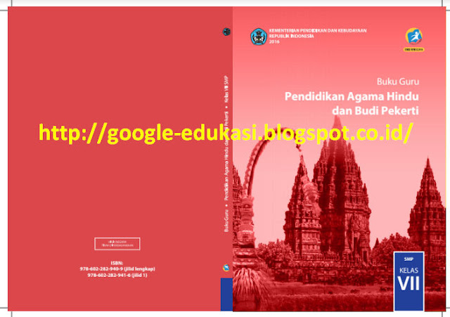 Buku Pegangan Guru dan Siswa SMP Kelas  Buku Guru & Siswa Kurikulum 2013 Revisi 2016 SMP Kelas 7