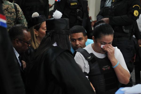 Aplazan juicio caso Emely Peguero para 14 de septiembre