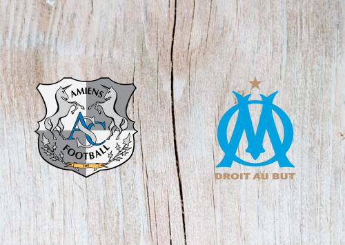 Amiens vs Marseille Full Match & Highlights 25 November 2018