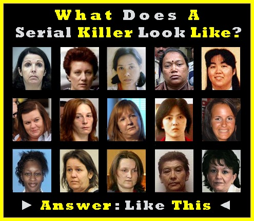Long List of Female Serial Killers