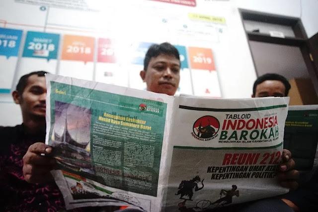 Novel Bamukmin Tahu Otak di Balik Tabloit Indonesia Barokah