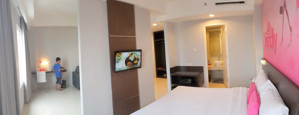 Kiddos Travel Stories Staycation Di Fave Hotel Padjadjaran Bogor