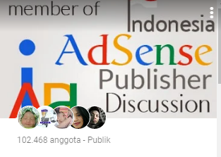 2 Tokoh Cap Jempol di Forum Indonesian AdSense Publisher Discussion