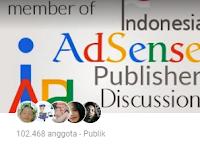 2 Tokoh Cap Jempol di Forum Indonesian AdSense Publisher Discussion, bagaimana menurut Anda ?