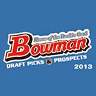 2013 Bowman Chrome Draft Picks and Prospects Logo