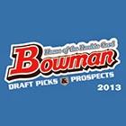 2013 Bowman Chrome Draft Picks and Prospects Logo