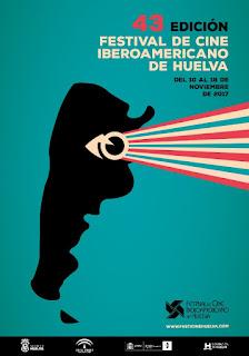 cartel del Festival de Cine Iberoamericano de Huelva