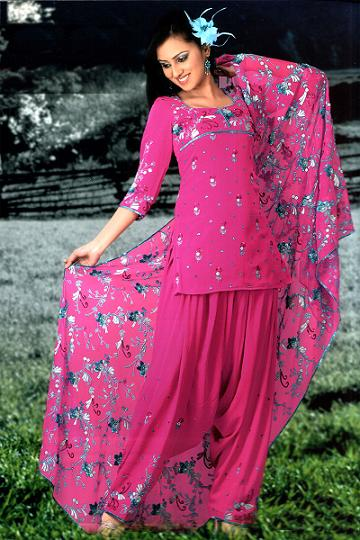 Traditional Patiala Salwars