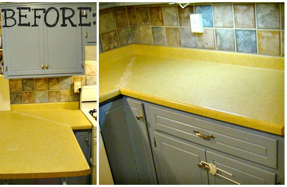 Redo Countertops In Kitchen
