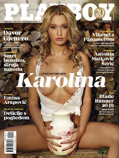 Playboy Croacia – Noviembre 2017 PDF Digital
