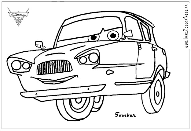 Disney Coloring Pages For Boys Cars Coloring Pages For Kids