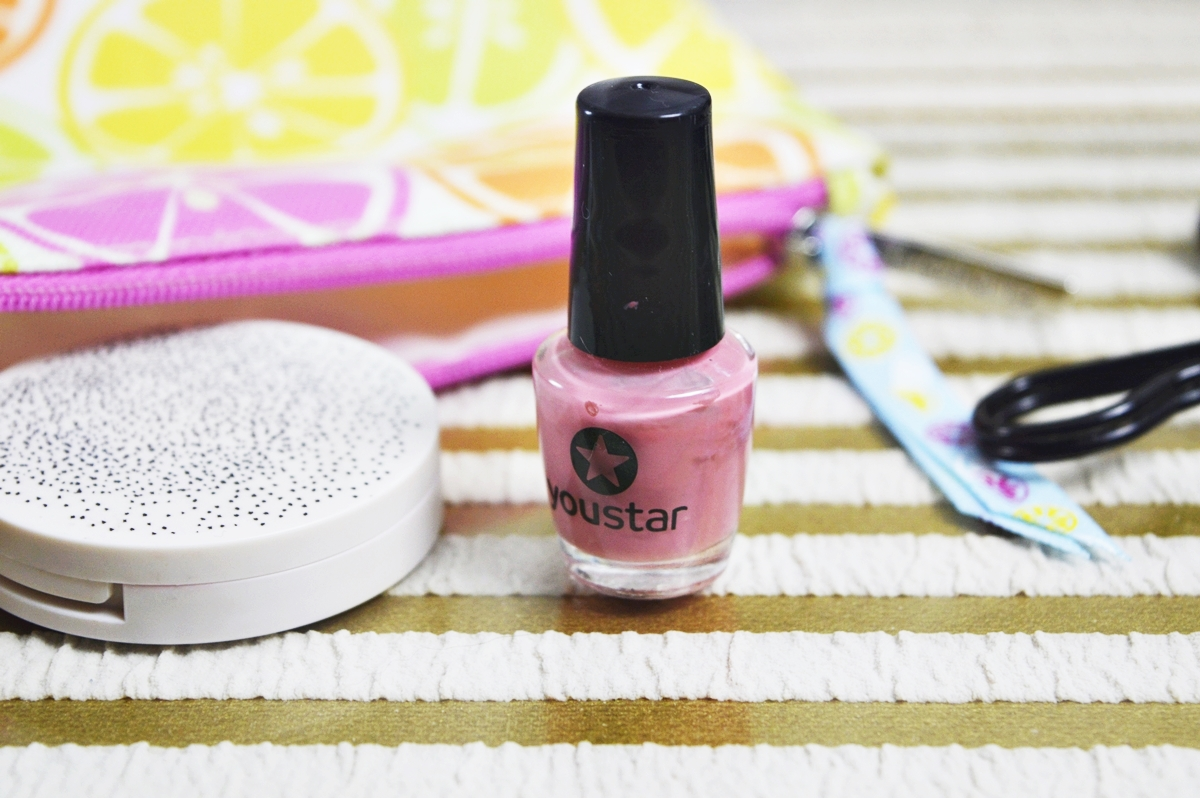 What's in my BeautyBag Youstar Nail Polish