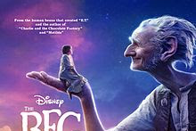 The BFG 2016 Hindi Dual Audio HDRip 480p 350mb ESub