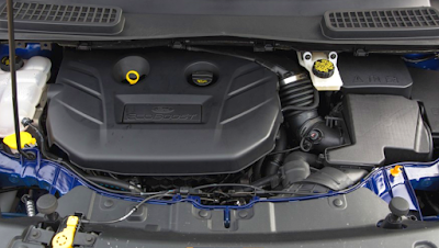 2017 Ford Escape S Series Engine Manual Guide