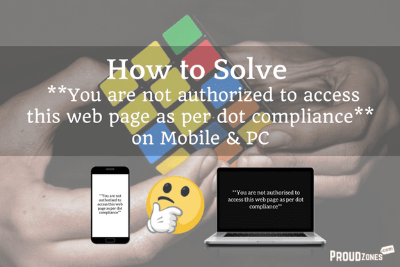 access blocked authorized websites