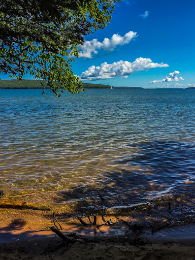 Lake Superior and the Apostle Islands at Frog Bay National Park