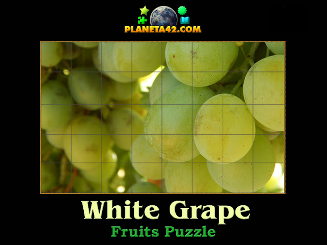 White Grape Puzzle