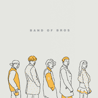 [EP] Jomungeun Band – Band of Bros