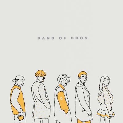 [EP] Jomungeun Band – Band of Bros