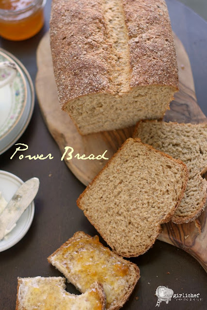 Power Bread | #BreadBakingBabes