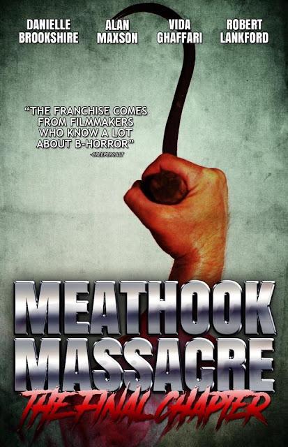 Meathook Massacre Poster