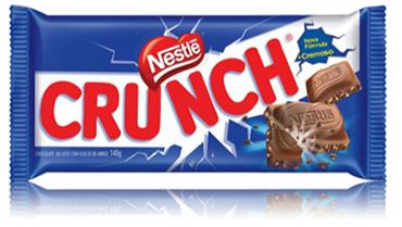 Chocolate Crunch Ice Cream Bar